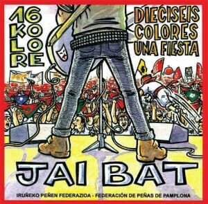 16 Kolore Jai Bat - 2007 Portada
