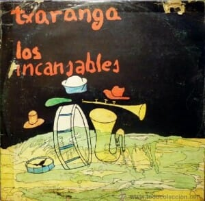los_incansables_lp_1980