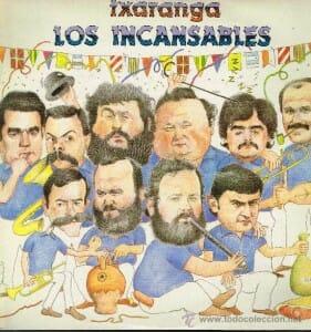 los_incansables_lp_1985